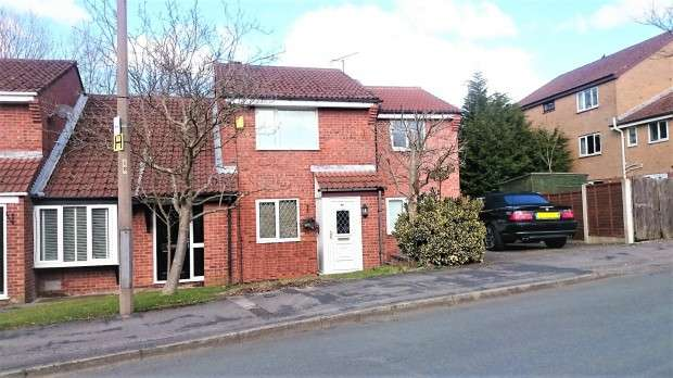 3 Bedrooms Terraced House for sale in Savick Way, Preston, PR2