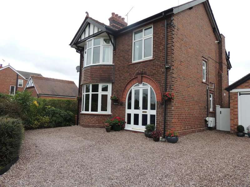 4 Bedrooms Detached House for sale in Birch Lane, Stanthorne, Middlewich