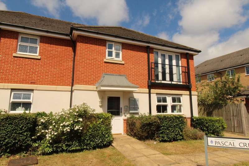 2 Bedrooms Apartment Flat for sale in Cirrus Drive, Shinfield, Reading