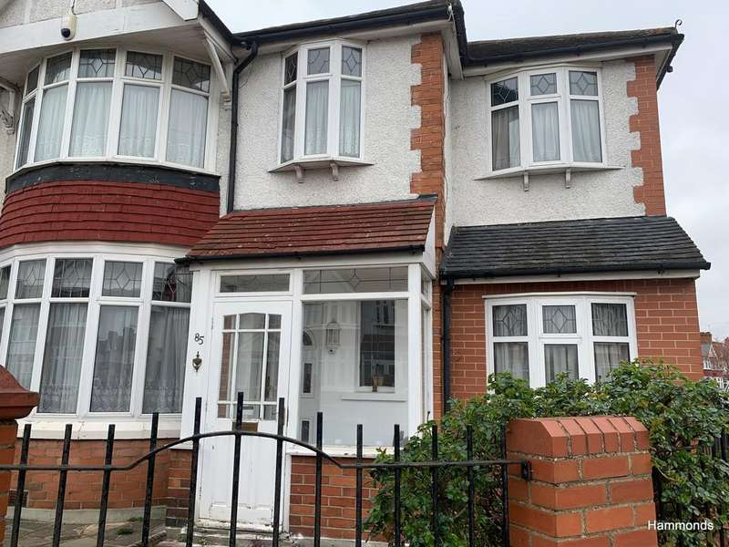 5 Bedrooms End Of Terrace House for sale in Ashburton Avenue, Ilford