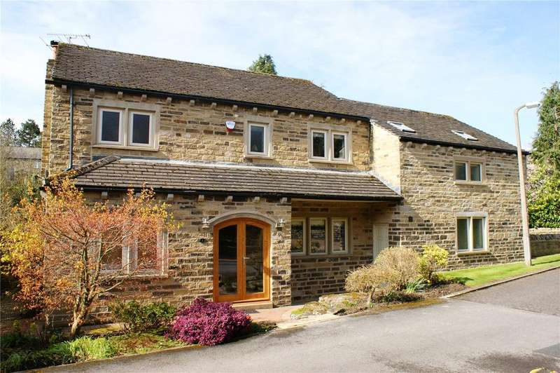 4 Bedrooms Detached House for sale in Pennygate, Eldwick, Bingley, West Yorkshire, BD16