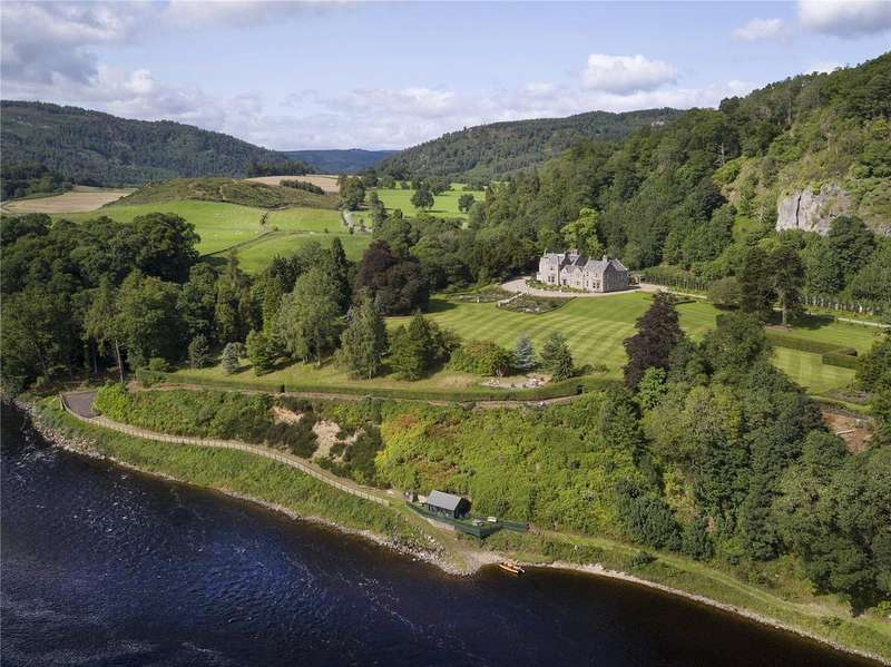 7 Bedrooms Detached House for sale in Stenton House, Dunkeld, Perthshire