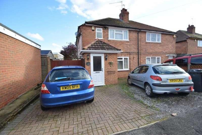 3 Bedrooms Semi Detached House for sale in Kent Avenue, Slough, SL1