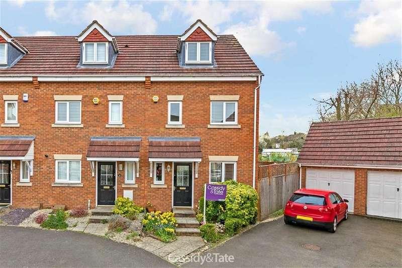 3 Bedrooms End Of Terrace House for sale in Coleridge Way, Borehamwood, Hertfordshire
