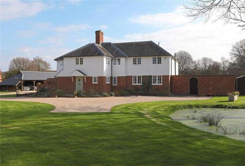 5 Bedrooms Unique Property for sale in Alders Road, Capel, Kent, TN12