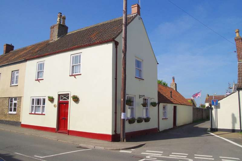 3 Bedrooms End Of Terrace House for sale in High Street, Wickwar, GL12
