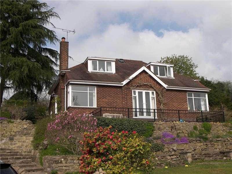 4 Bedrooms Detached House for sale in Wyver Lane, Belper, Derbyshire, DE56