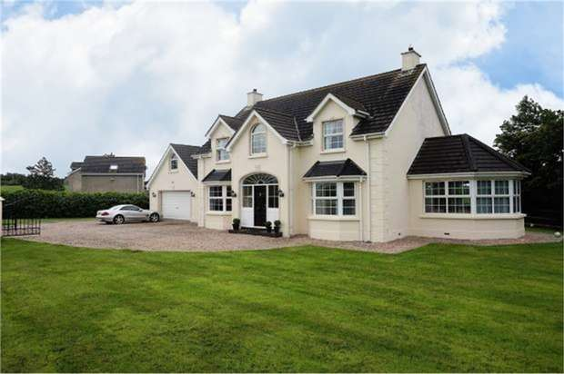 5 Bedrooms Detached Bungalow for sale in Georges Island Road, Aghalee, Craigavon, County Armagh