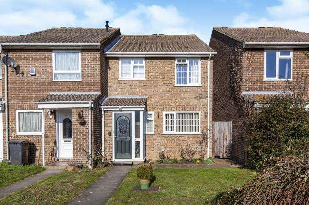 4 Bedrooms End Of Terrace House for sale in Berkshire, Maidenhead, Uk