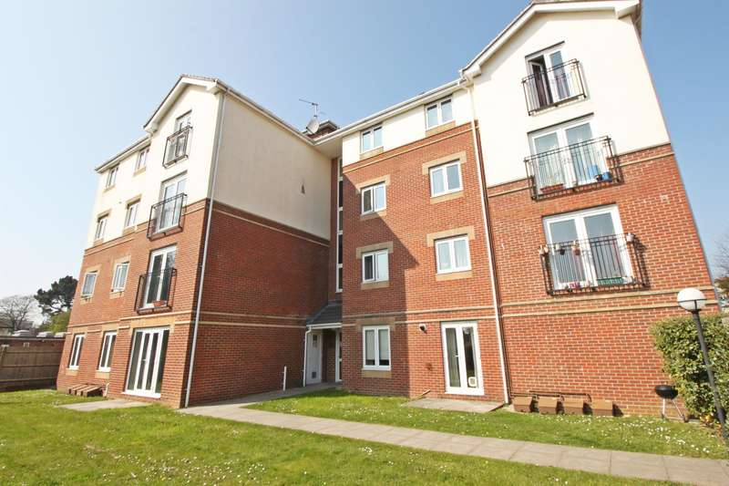 2 Bedrooms Flat for sale in West End Road, Bitterne, Southampton, SO18 6PH