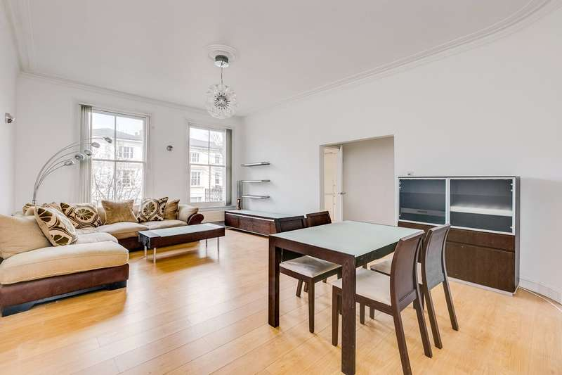 3 Bedrooms Flat for sale in Buckland Crescent, London