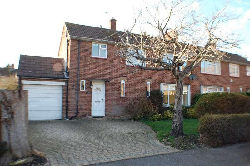 3 Bedrooms Semi Detached House for sale in DECIES WAY , STOKE POGES , BUCKS SL2