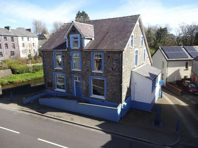 7 Bedrooms Detached House for sale in Llanwrtyd Wells, Powys
