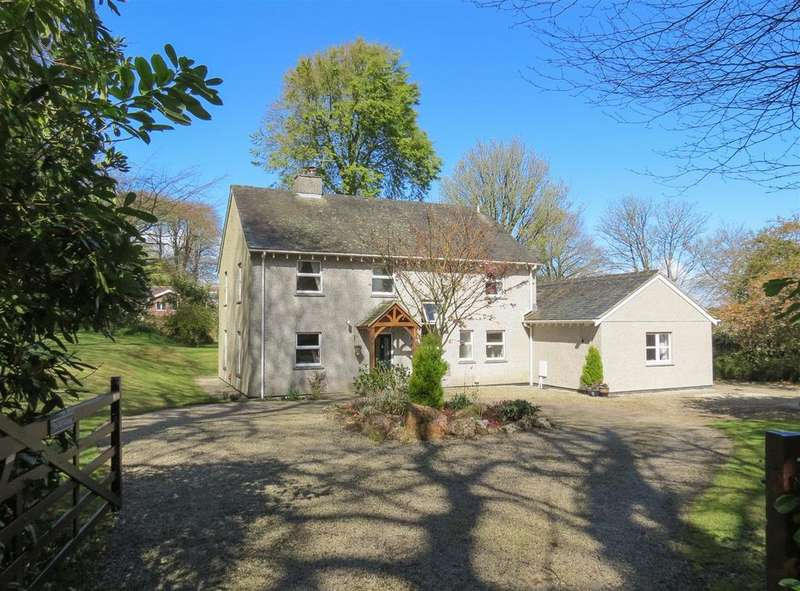 5 Bedrooms House for sale in Luxulyan, Bodmin