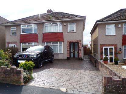 3 Bedrooms Semi Detached House for sale in Mount Hill Road, Kingswood, Bristol