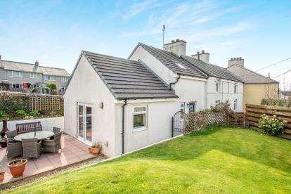 2 Bedrooms Semi Detached House for sale in Chapel Street, Chapel St, Penysarn, Amlwch, LL69