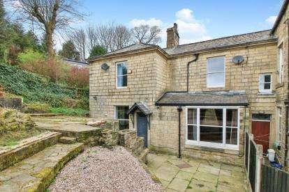 4 Bedrooms Semi Detached House for sale in Bankside Lane, Bacup, Rossendale, Lancashire, OL13