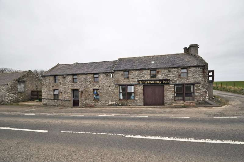 Pub Commercial for sale in Quoyburray Inn, Tankerness, Orkney
