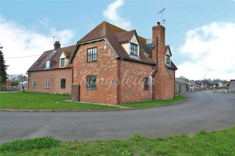 4 Bedrooms Detached House for sale in Harwich Road, Lawford, Manningtree, Essex, CO11