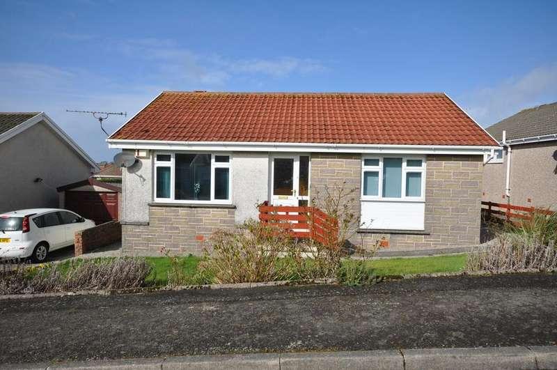 2 Bedrooms Detached Bungalow for sale in 4 Connor Court, Girvan KA26