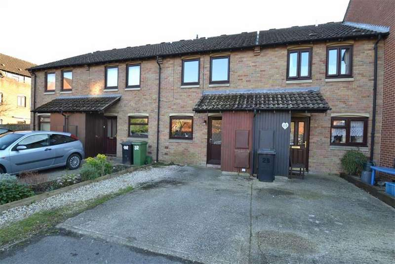 2 Bedrooms Terraced House for sale in Charlton Place, Newbury, Berkshire, RG14