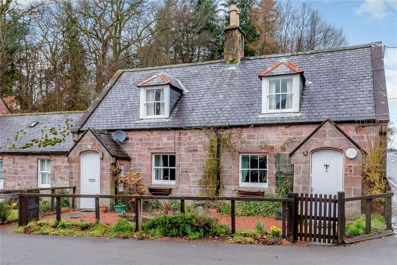 2 Bedrooms Terraced House for sale in 21/22 Carronbridge, Thornhill, Dumfriesshire