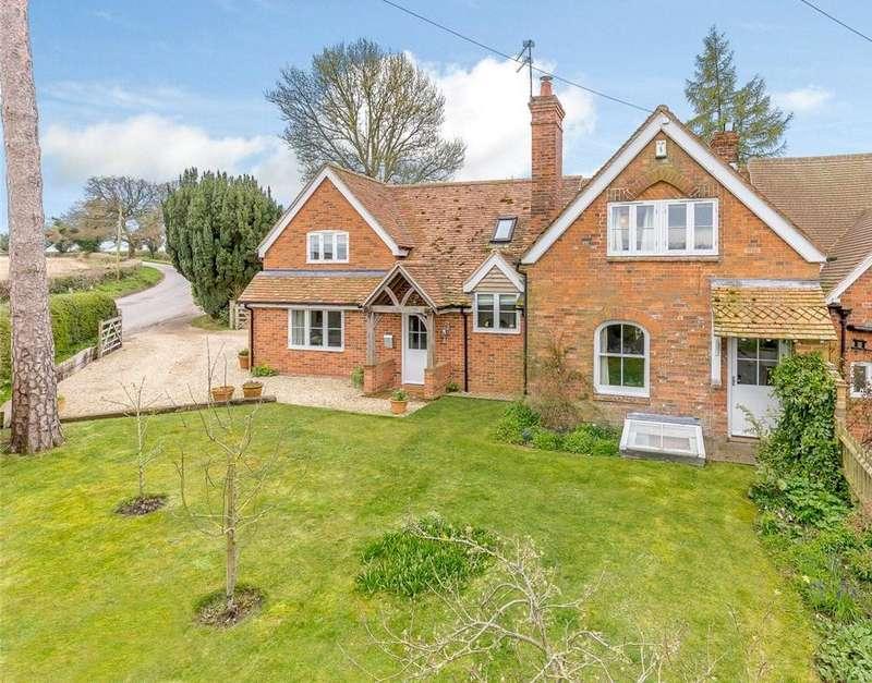 4 Bedrooms Semi Detached House for sale in Beedon Common, Newbury, Berkshire, RG20