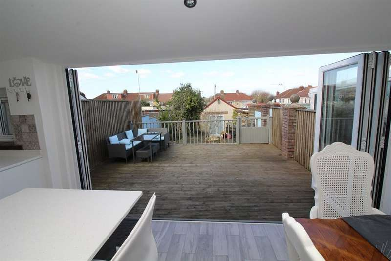 3 Bedrooms Terraced House for sale in Thicket Road , Thicket Road, Bristol