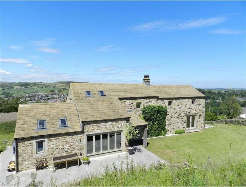 4 Bedrooms Detached House for sale in The Croft, Hartcliffe Lane, Thurlstone, Sheffield, S36