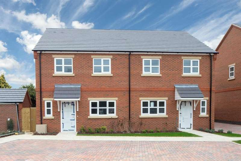 3 Bedrooms Semi Detached House for sale in Harlington Chase, Westoning Road, Harlington