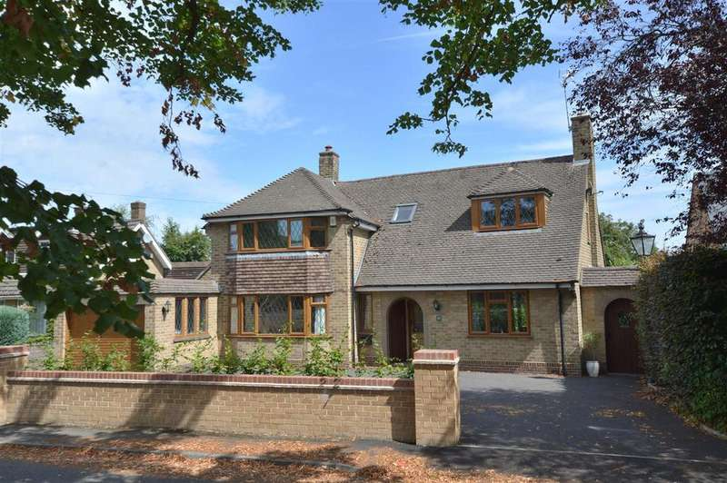 4 Bedrooms Detached House for sale in Broadway, Duffield, Derbyshire