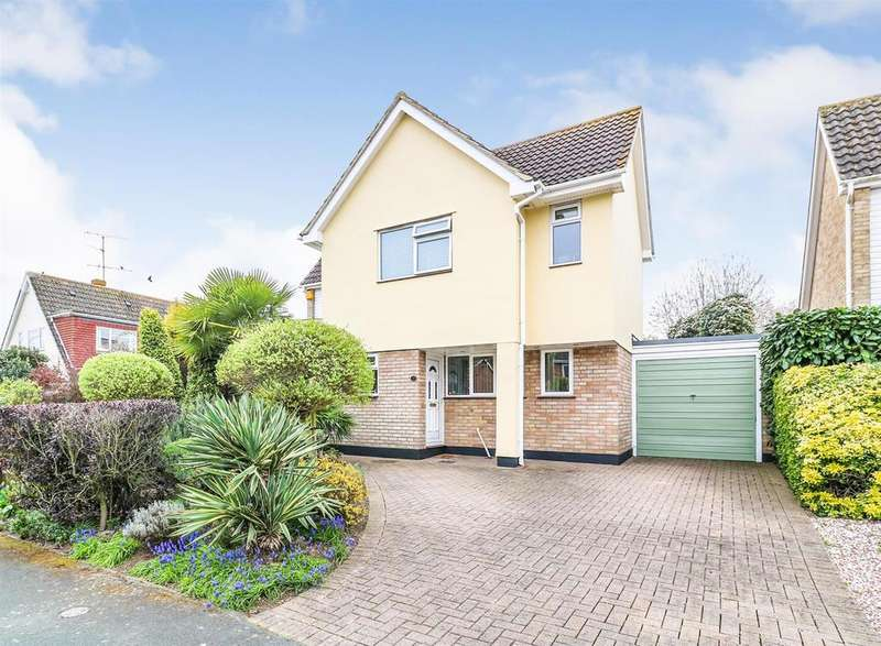 4 Bedrooms Detached House for sale in Willow Crescent, Hatfield Peverel, Chelmsford