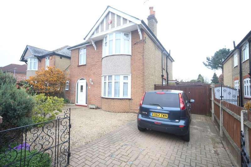 4 Bedrooms Detached House for sale in Lascelles Road, Slough, SL3
