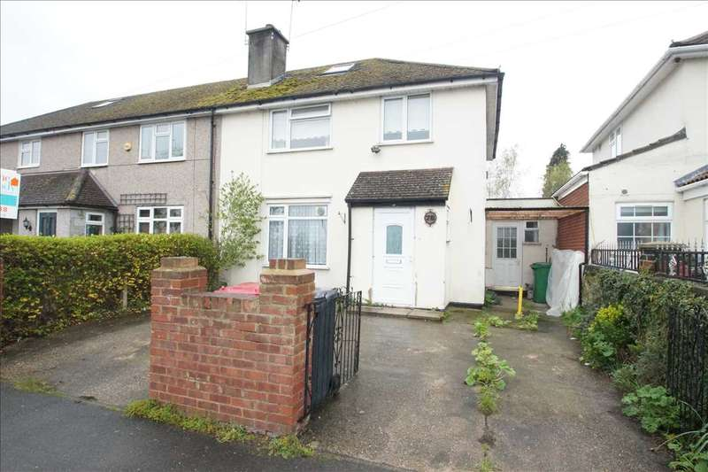 3 Bedrooms End Of Terrace House for sale in Mercian Way, Cippenham