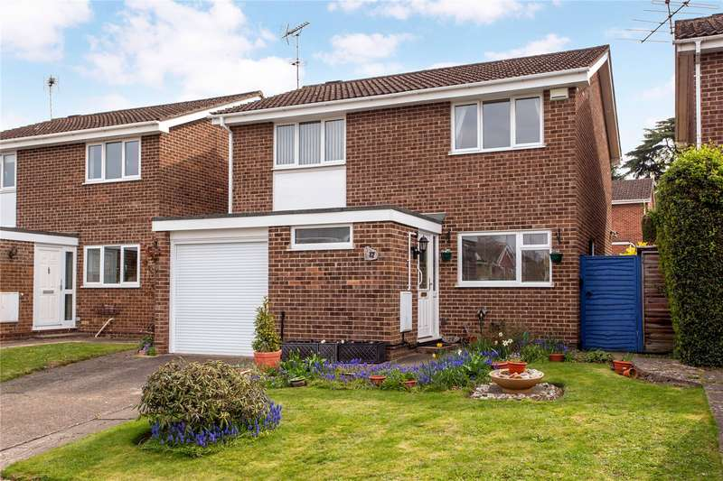 4 Bedrooms Detached House for sale in Wagtail Close, Twyford, Reading, Berkshire, RG10