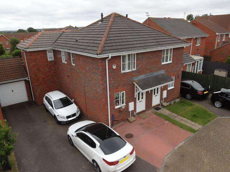 3 Bedrooms Semi Detached House for sale in Arnald Way.