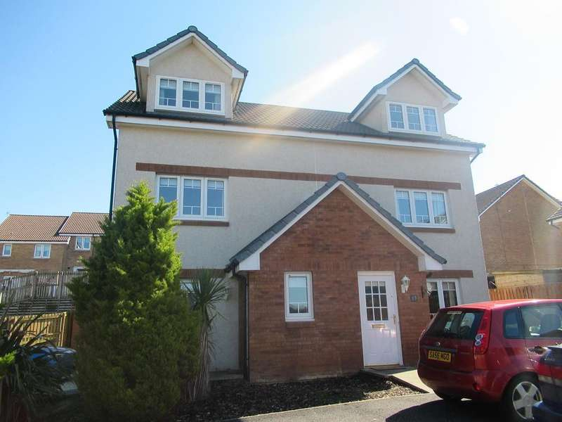 3 Bedrooms Town House for sale in Meiklelaught Place, Saltcoats KA21