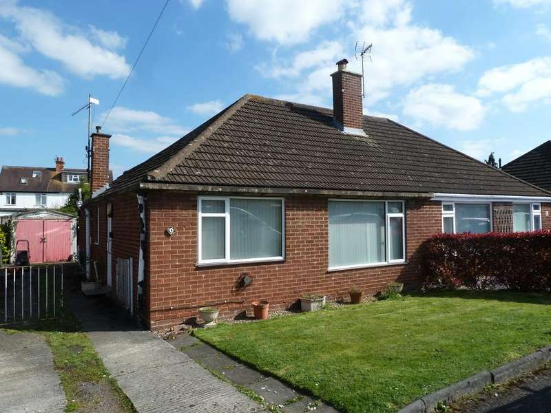 2 Bedrooms Semi Detached Bungalow for sale in South Close, Longlevens, Gloucester, GL2