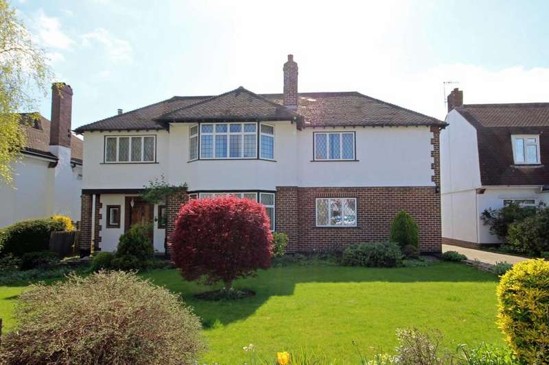 5 Bedrooms Detached House for sale in Briercliffe Road, Stoke Bishop, Bristol, BS9
