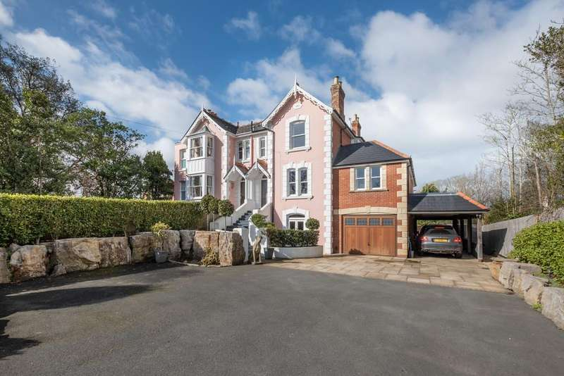 5 Bedrooms Semi Detached House for sale in Church Road, Bembridge