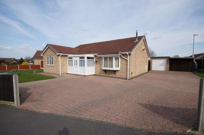 3 Bedrooms Detached Bungalow for sale in Woodrush Road, Lincoln