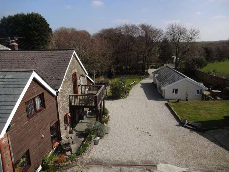7 Bedrooms Detached House for sale in Bradworthy, Holsworthy