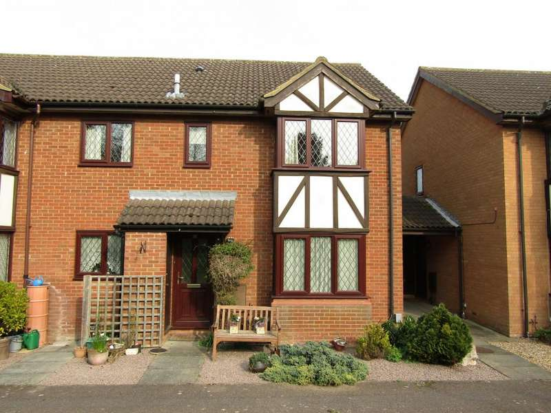2 Bedrooms Cluster House for sale in Ramerick Gardens, , Arlesey, SG15