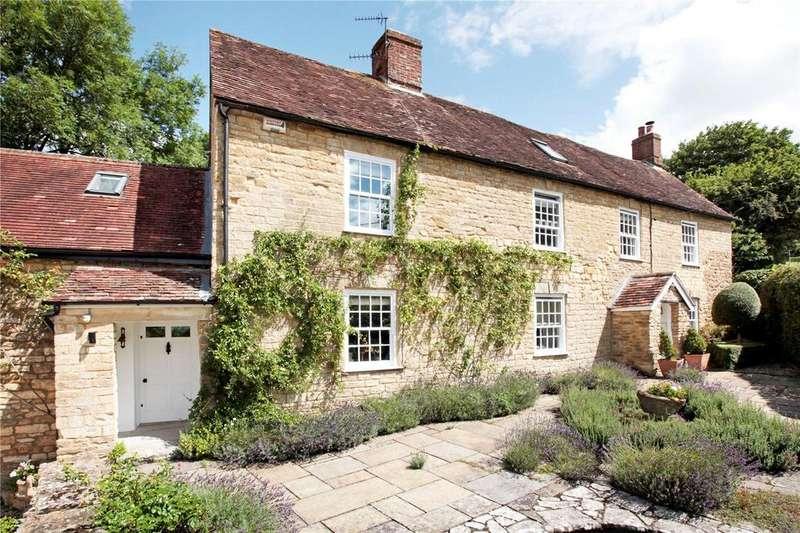6 Bedrooms Detached House for sale in Church Hill, Kington Magna, Gillingham, SP8
