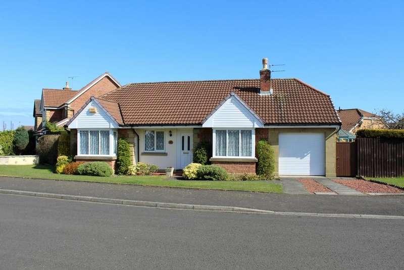 3 Bedrooms Detached Bungalow for sale in Grange Close, Blyth