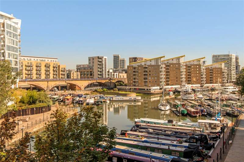 2 Bedrooms Apartment Flat for sale in Limehouse Basin, 11 Branch Road, London, E14