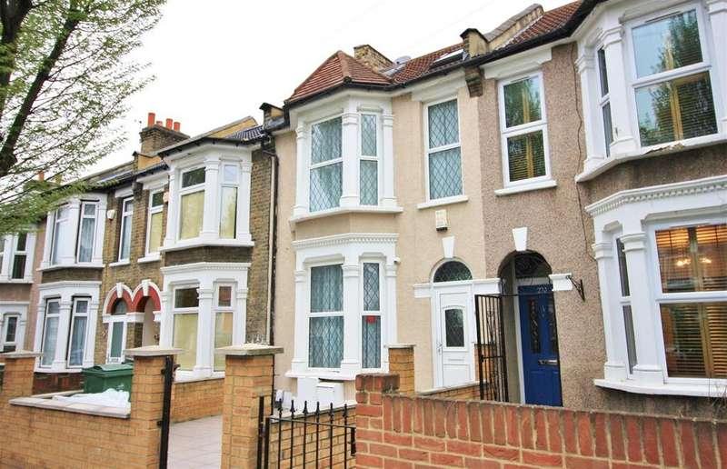 4 Bedrooms Terraced House for sale in Capworth Street, Leyton, London, E10 7BG
