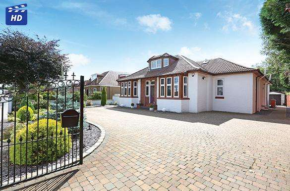 4 Bedrooms Detached Villa House for sale in 12 West Chapelton Avenue, Bearsden, G61 2DQ