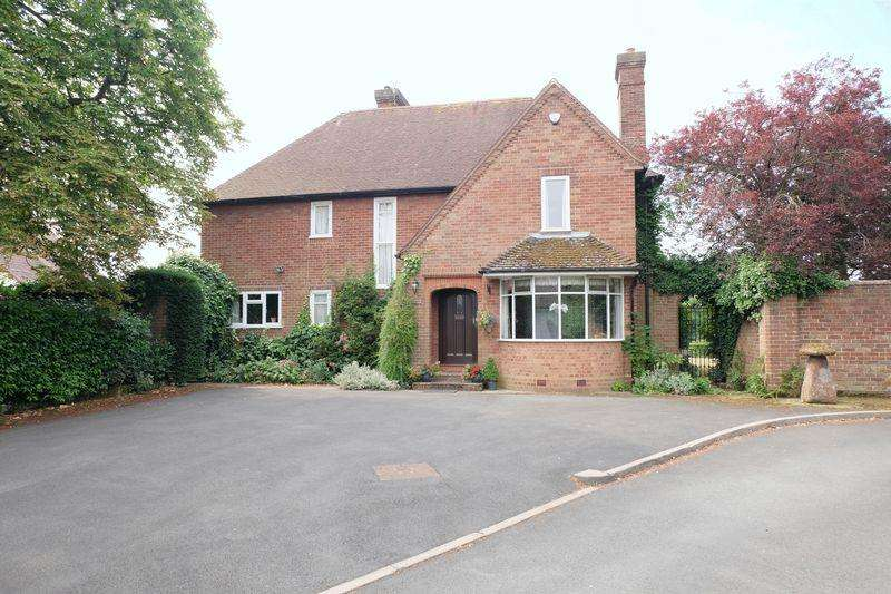 4 Bedrooms Detached House for sale in Hafren Way, Stourport-On-Severn DY13 8SJ