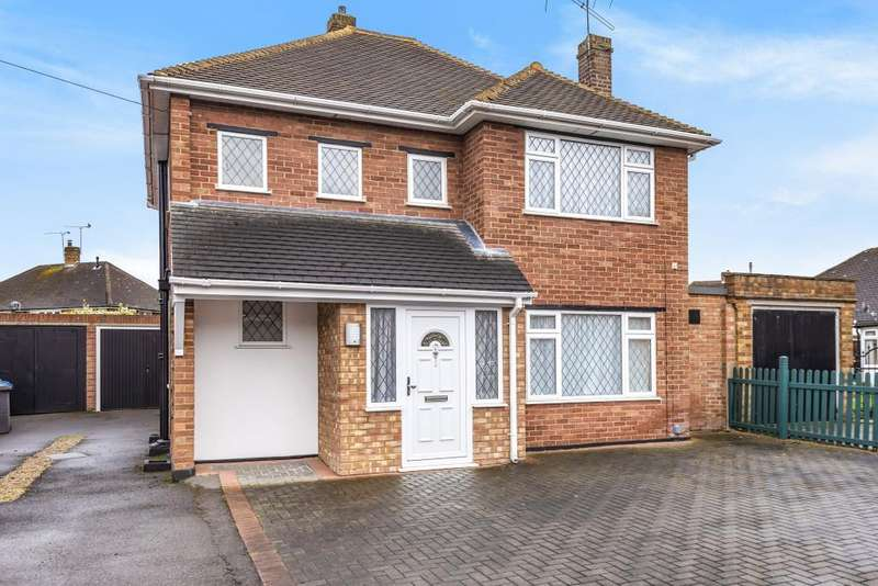 4 Bedrooms Detached House for sale in Bloomfield Road, Maidenhead, SL6